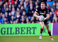 Edinburgh Rugby vs Newport Gwent Dragons
