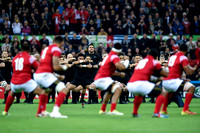 New Zealand vs Tonga - Rugby World Cup (England 2015)