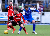2016/02/20 - Queen of the South vs Rangers FC - Ladbrokes Scottish Championship