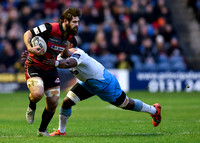 Edinburgh Rugby vs Glasgow Warriors - 1872 Cup