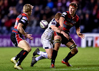 2016/01/15 - Edinburgh Rugby vs Sporting Union Agen - European Rugby Challenge Cup