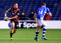 Edinburgh Rugby vs Newport Gwent Dragons - Guinness Pro12