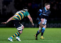 2015/11/21 - Glasgow Warriors vs Northampton Saints - European Rugby Champions Cup
