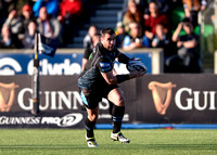 Glasgow Warriors vs Connacht - Guinness Pro12