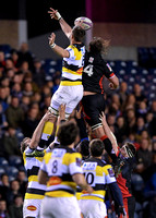 Edinburgh Rugby vs La Rochelle - European Rugby Challenge Cup