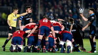 Glasgow Warriors vs Munster - European Rugby Champions Cup