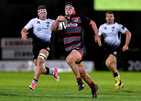 2017/10/06 Edinburgh Rugby vs Zebre - Guinness Pro14