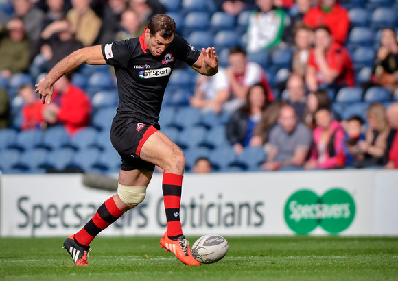 Tim Visser (Edinburgh Rugby)