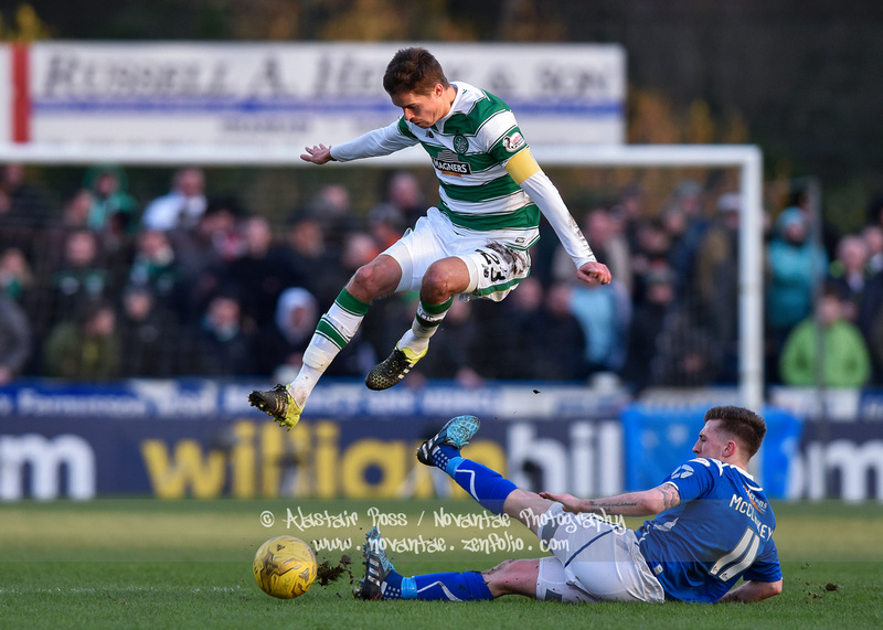Stranraer FC vs Celtic FC - William Hill Scottish Cup (4th Round