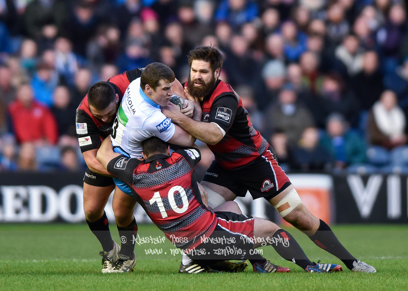 Edinburgh Rugby vs Glasgow Warriors - 1872 Cup
