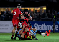 Glasgow Warriors vs Edinburgh Rugby - Guinness Pro14 - 1872 Cup Rd.2
