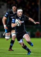 Glasgow Warriors vs Racing 92 - European Rugby Champions Cup