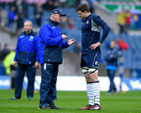 Scotland vs Italy - RBS Six Nations Championship