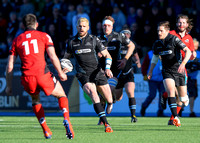 2017/05/06 - Glasgow Warriors vs Edinburgh Rugby - 1872 Cup Rd.2 - Guinness Pro12