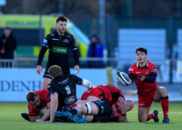 2017/12/30 - Glasgow Warriors vs Edinburgh Rugby - Guinness Pro14 - 1872 Cup Rd.2