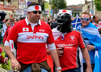 Scotland vs Japan - Rugby World Cup (England 2015)