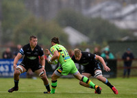 Glasgow Warriors vs Northampton Saints - Pre-Season