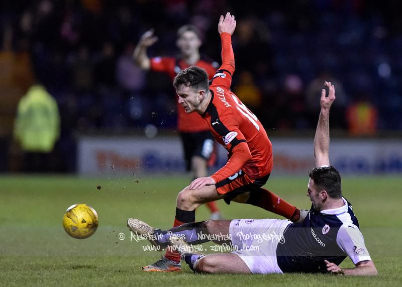 Raith Rovers vs Rangers FC - Ladbrokes Scottish Championship